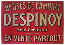 Despinoy, seul créateur des bêtises de Cambrai